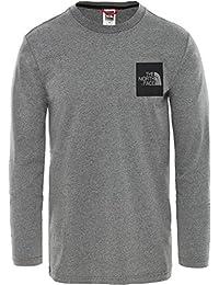 8cdbd0f1e Amazon.co.uk: The North Face - Long Sleeve Tops / Tops, T-Shirts ...