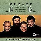 Mozart:String Quartets 14/15