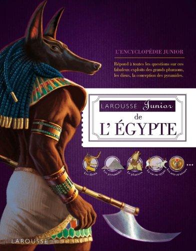 Larousse Junior de l'Egypte par Collectif