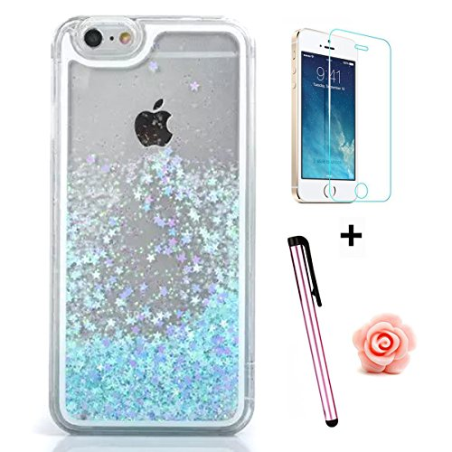 iphone-5-5s-glitter-casetebeyy-transparent-clear-floating-sparkle-hearts-liquid-bling-case-for-iphon