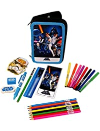 Star Wars Filled Pencil Case - A New Hope Sci-Fi Stationary Cool Gift For Xmas