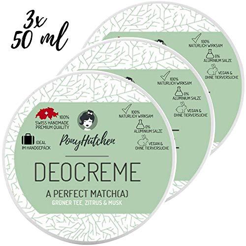 Set de desodorante para ponis de 50 ml