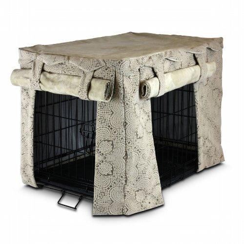 Artikelbild: Snoozer Cabana Pet Hundekäfig, klein, Amulett Shell