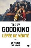 Telecharger Livres L Epee de Verite Tome 4 Le Temple des vents (PDF,EPUB,MOBI) gratuits en Francaise