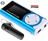 #7: Moboster Digital Mp3 Player With LCD Display, LED Torch , Wireless Bluetooth K1 Headset Talk & Music Headset For Apple iPad Air
