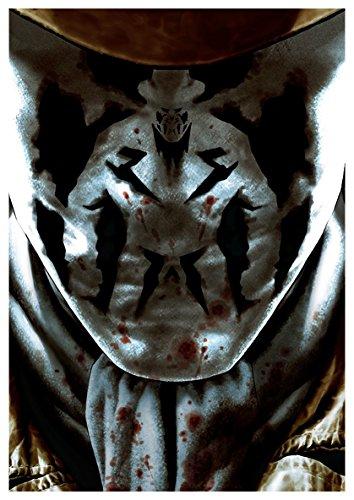 (Poster Watchmen (B) Rorschach - A3 (42x30 cm))
