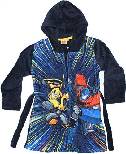 Transformers - Albornoz - niño Azul Oscuro 4 años