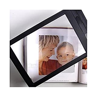 Big A4 Full Page Magnifier Sheet magnifying glass reading aid lens [ARTUROLUDWIG]