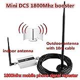 CALDIPREE CALDIPREE1800MHZ GSM 1800 4G LTE Cell Phone Signal Repeater Booster Mobile Phone