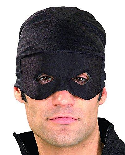 Rubie's Zorro TM Bandana mit Augenmaske, Einheitsgröße
