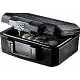 Master Lock Feuerbeständige Sicherheitskassette klein, 5 L, schwarz, L1200