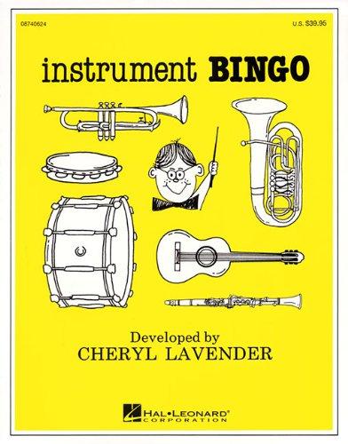 Instrument Bingo [With CD (Audio)]