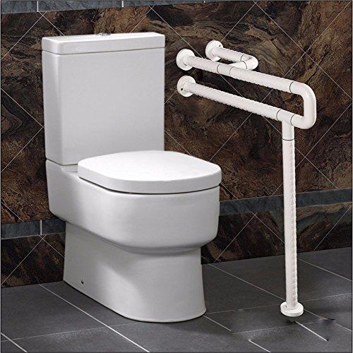 ZHGI Bagno corrimano antiscivolo barriera bagno-free anziani corrimano bagno per disabili corrimano