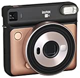instax SQUARE SQ6 instant camera, Blush Gold