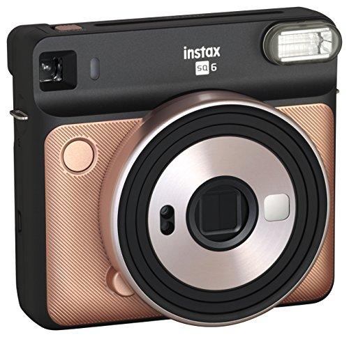 Fujifilm Instax SQ 6 EX D Sofortbildkamera, Blush Gold