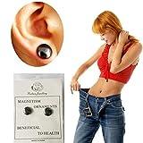 Produkt-Bild: Damen Ohrringe Schmuck Ohrstecker stecker DAY.LIN Bio Magnetic Slim Ohr Aufkleber Ohrringe Acupoints Gewichtsverlust tragen Abnehmen