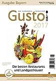 GUSTO Bayern 2017: Der kulinarische Reiseführer
