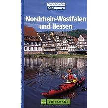 Die schönsten Kanutouren in Nordrhein-Westfalen und Hessen