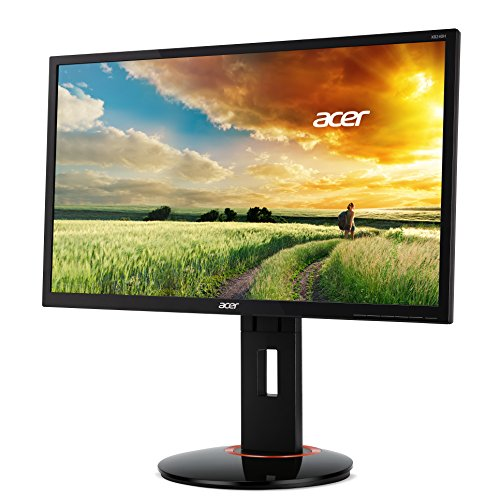 For Sale Acer XB240H Monitor (24 inch 1080P Full HD LED, 16:9, 1 ms, 144 Hz 100M:1, ACM 350 nits)
