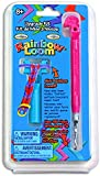 Rainbow Loom Metal Hook Tool Upgrade Kit with Anti Counterfeit Code (Pink)