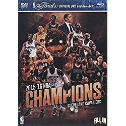 Nba: Champions 2015-2016 [USA] [DVD]
