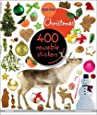Eyelike Christmas: 400 Reusable Stickers Inspired By Nature