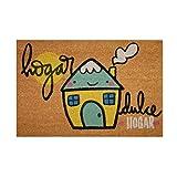 Felpudo original 'Hogar dulce Hogar'