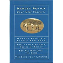 Four Golf Classics by Harvey Penick by Harvey Penick (1999-01-01)