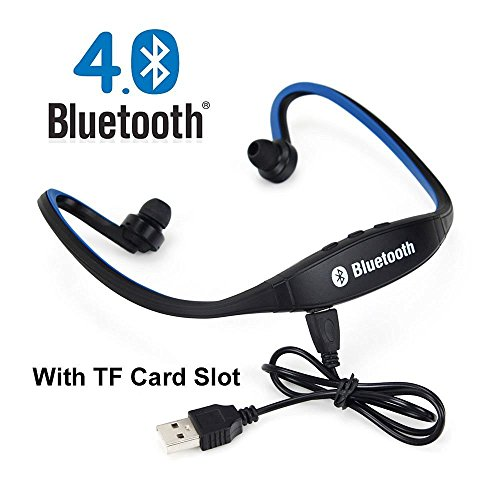 Hugo Lenovo A526 Bluetooth Headset Compatible With Calling Music And Mic-Blue  available at amazon for Rs.399