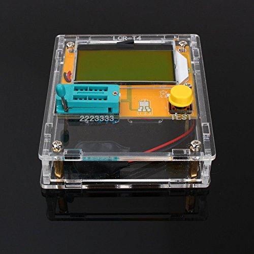 SODIAL LCR-T4 Mega328 Transistor Tester Diode Triode