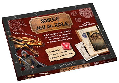Soirée jeu de rôle - La quête du dragon d'or par François Yvon