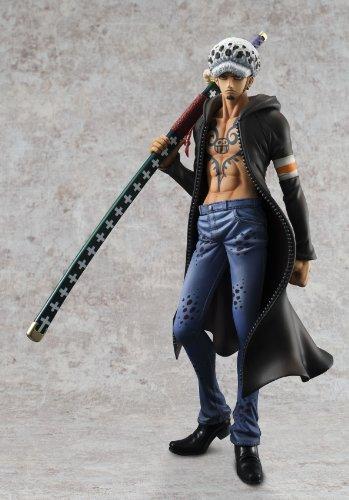 Megahouse One Piece : Portrait of Pirates: Trafalgar Law (Version 2) Excellent model Figure 2