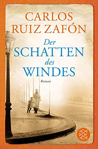 Buchcover Der Schatten des Windes