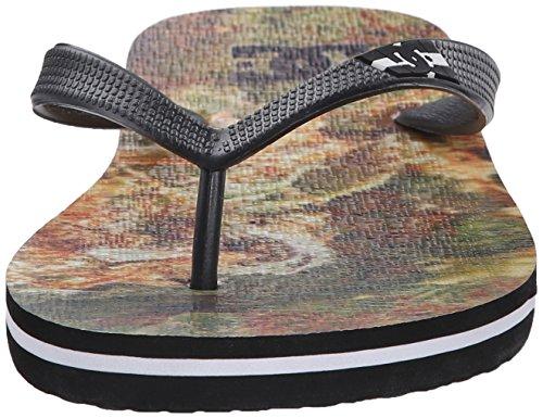 Dc Shoes Spray Graffik D0303276, Infradito Uomo Grass/White