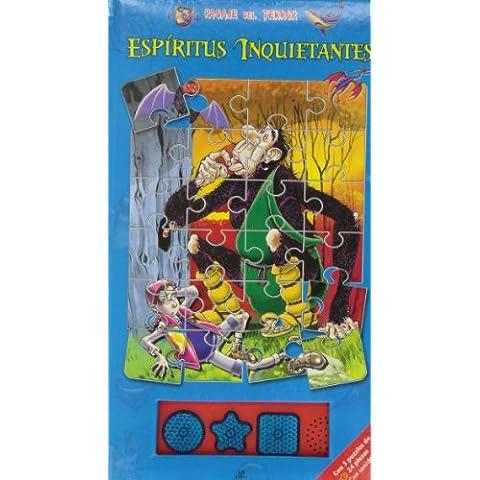 Espiritus inquientantes - pasaje del terror (Pasaje Del Terror/ Ticket to Terror)