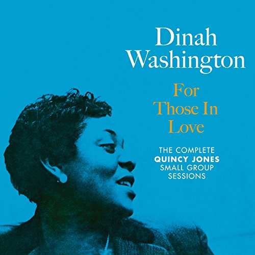Dinah Washington - For Those In Love Plus 4 Bonus Tracks