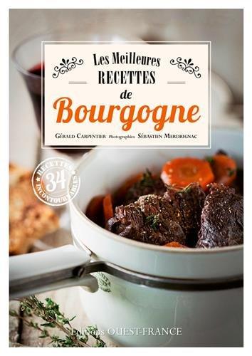 MEILLEURES RECETTES BOURGOGNE (FR)