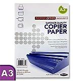 Premier Stationery Depot - Papel para fotocopiadora (paquete de 100hojas, A3, 80g/m²)