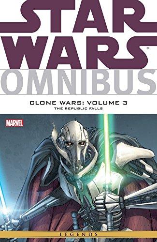 Star Wars Omnibus: Clone Wars Vol. 3: The Republic Falls (Star Wars: The Clone Wars) (English Edition)
