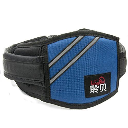 RUIRUI Hochwertige Kinder-Sicherheitsgurt , blue