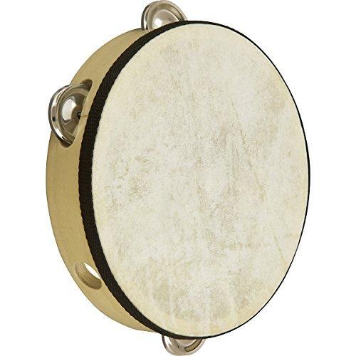 Rhythm Band Wood Rim Tambourine 18cm Rb525