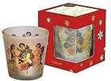 Ein Licht für dich zur Weihnachtszeit: Nostalgie-Windlicht mit Kerze