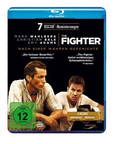 The Fighter [Alemania] [Blu-ray]