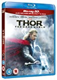 Thor: The Dark World [Blu-ray 3D] [2013] [Region Free]