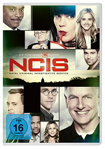 Navy CIS - Season 15 [6 DVDs] - Equalizer Dvd-the