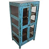 Suchergebnis Auf Amazon De Fur Vintage Kommode Blau Mobel