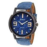 Relish Analog Blue Dial Men's Watch -REL...