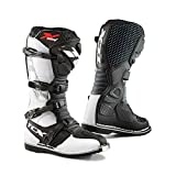 9670 - TCX X-Blast Motocross Boots 40 White (UK 7)