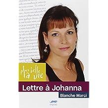 Lettre à Johanna
