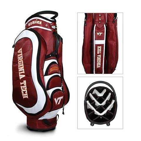NCAA Virginia Tech Hokies Medalist Cart Golf Bag